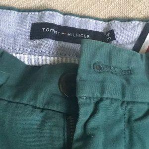 Flat front TH Shorts